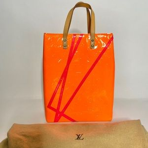 Louis Vuitton Limited Edition Monogram Tote Purse